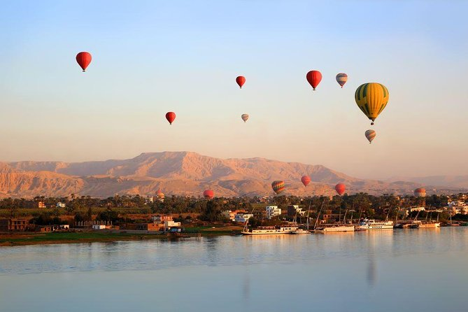 4 nights luxor and Aswan Nile cruise, hot air balloon,abu simbel from hurghada photo 14