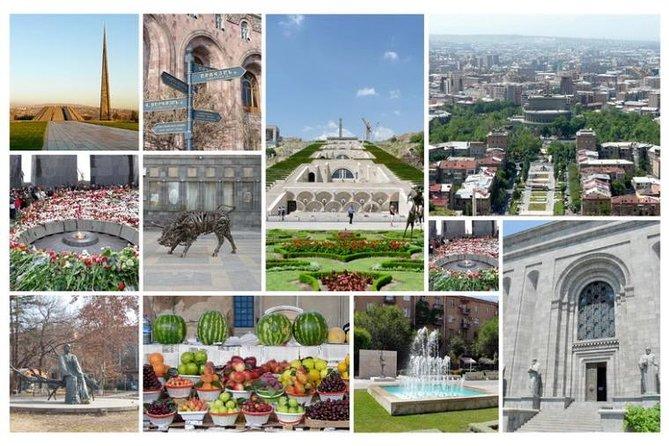Yerevan walking tour