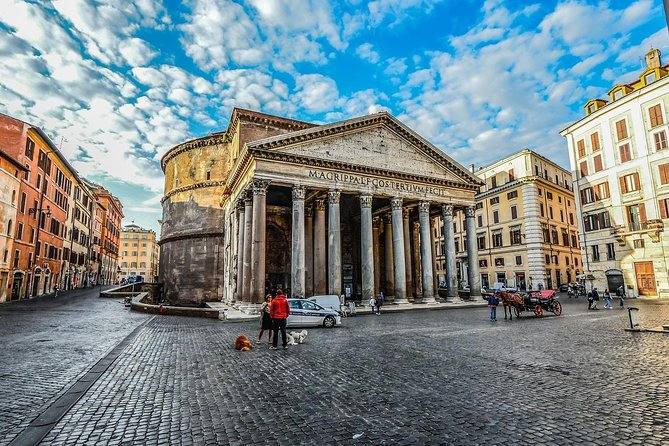 Best of Rome, squares and fountains