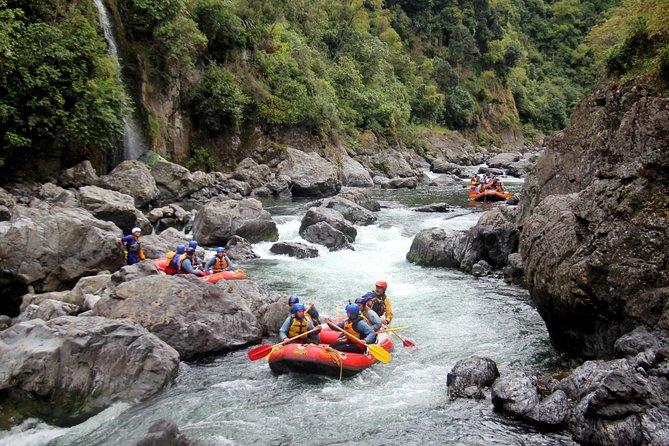Half Day, Grade 5, White Water Rafting on the Rangitikei River