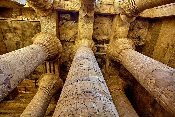 Full Day to Dendara and Abydos Temples from Luxor
