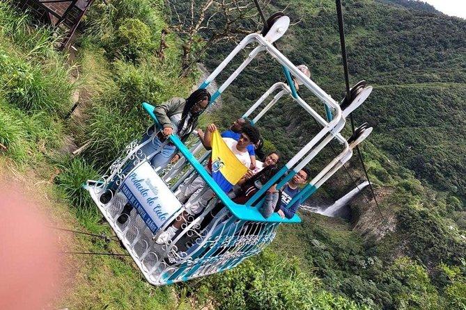 Baños - Puyo Selva 2 Days 1 Night Several Activities Hotel All Inclusive Food