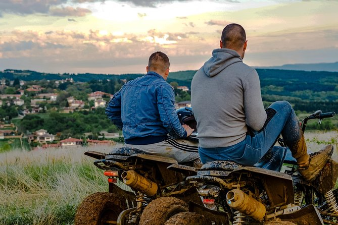 ATV/QUAD tour around Veliko Tarnovo and Arbanasi
