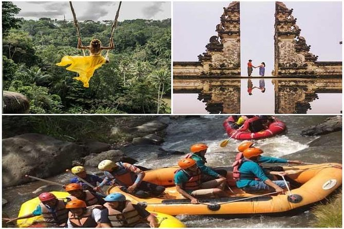 Bali Ayung Rating Ubud Combine Swing and Gate Heaven