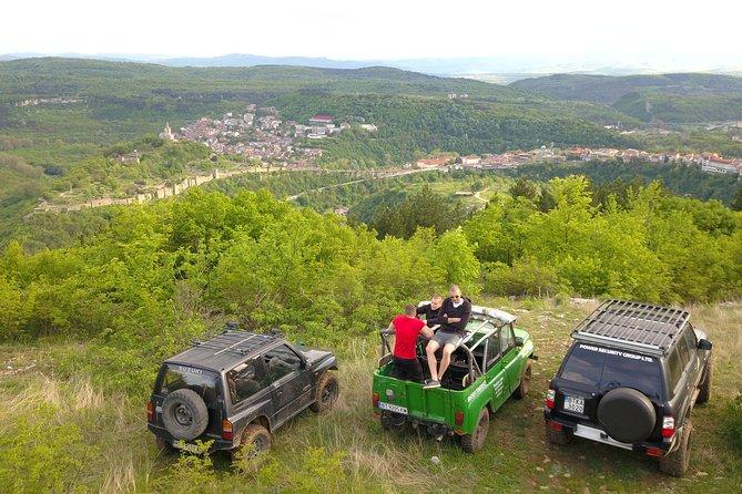 OFF-ROAD SAFARI - Jeep tours in Veliko Tarnovo