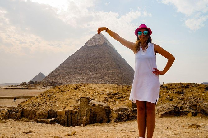 Cairo Day Tour by plane from Sharm El Sheikh