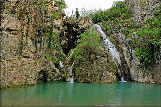 Tours to monasteries and waterfalls around Veliko Tarnovo