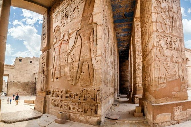 3 nights luxor&Aswan Nile cruise with hot air balloon and abu simbel from luxor photo 13