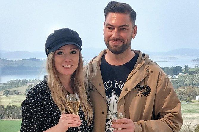 Luxuriöse private Weintour ab Hobart