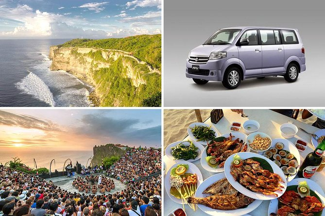 Bali Half Day Car Charter - Uluwatu Sunset Tour