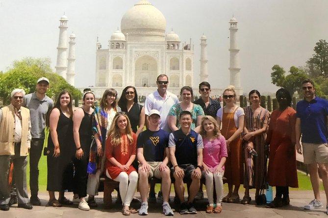 Visit to Magnificent Taj Mahal