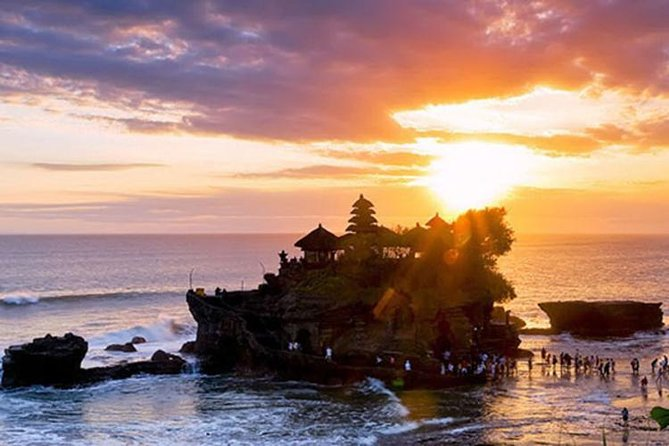 Tanah Lot Sunset Trip