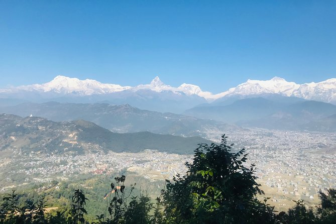 Explore Pokhara and Mountains from Glider
