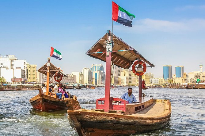 Heritage Tour (walking tour through Old Dubai)