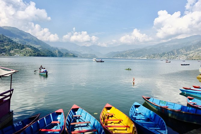 Entire Pokhara City Tour by Sharing Bus.