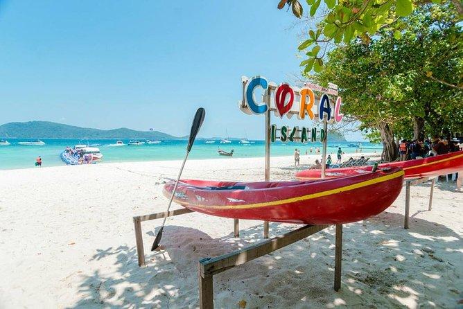 Coral Island Full Day Trip
