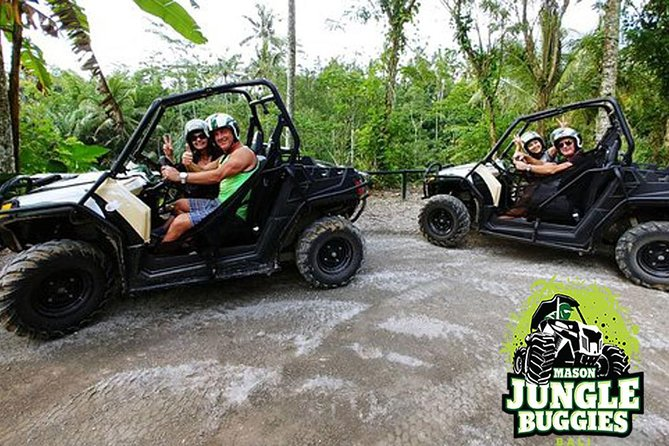 Amazing Mason Jungle Buggies Adventure-Private Return Transport-Include Lunch