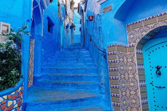 Private Guided Tour to Chefchaouen from Tangier