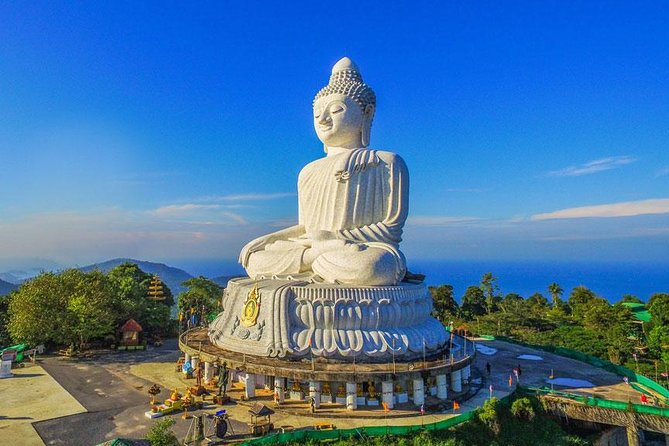 Beautiful Phuket City Tour Sightseeing & Weekend Market