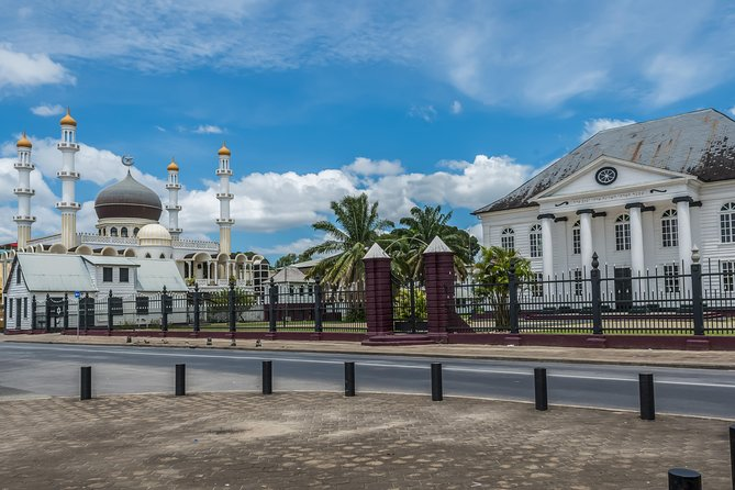 Historical Inner City Tour in Paramaribo, Suriname