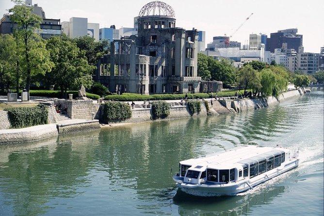 Private Departure Transfer Hiroshima City to Hiroshima International Airport