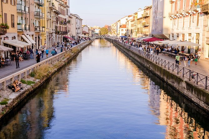 See the Navigli with an amazing Treasure Hunt