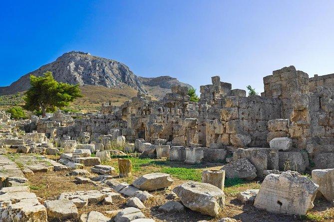 Ancient Corinth Half Day Tour photo 2