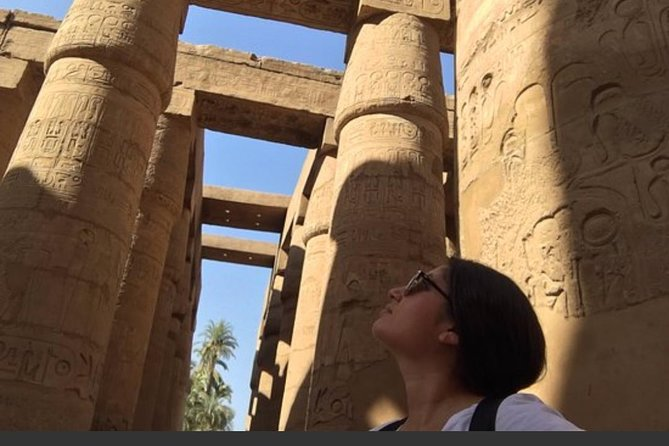 Full Private Day Tour to East and West Banks in Luxor- Private