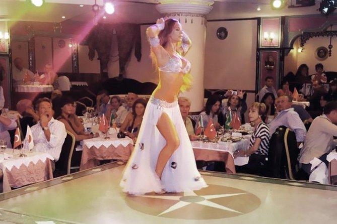 Nile Dinner Cruise & Belly Dancer