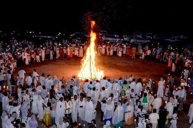 Meskel Festival in Addis Ababa