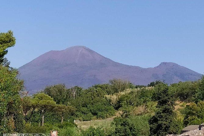 Pompei and Amalfi Coast Full Day Tour