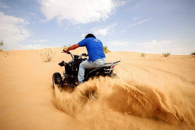 3 hours quad safari and camel ride - Sharm El Sheikh
