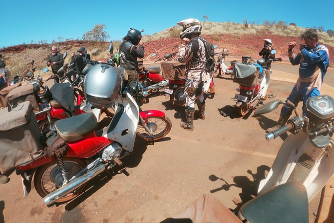 Postie Bike Adventure Tour through the Pilbara following the Red Dog Trail photo 1