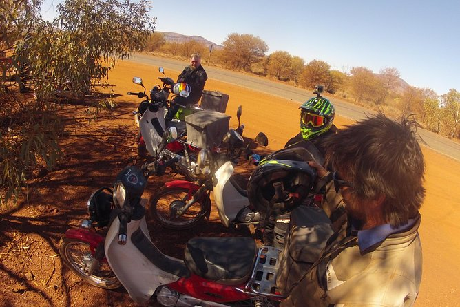 Postie Bike Adventure Tour through the Pilbara following the Red Dog Trail photo 2