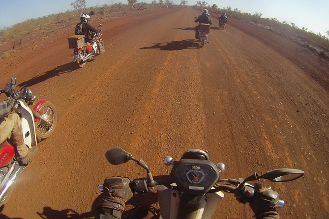 Postie Bike Adventure Tour through the Pilbara following the Red Dog Trail photo 3