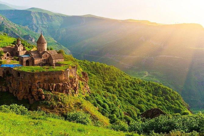 Private tour to Tatev Monastery, TaTev Ropeway