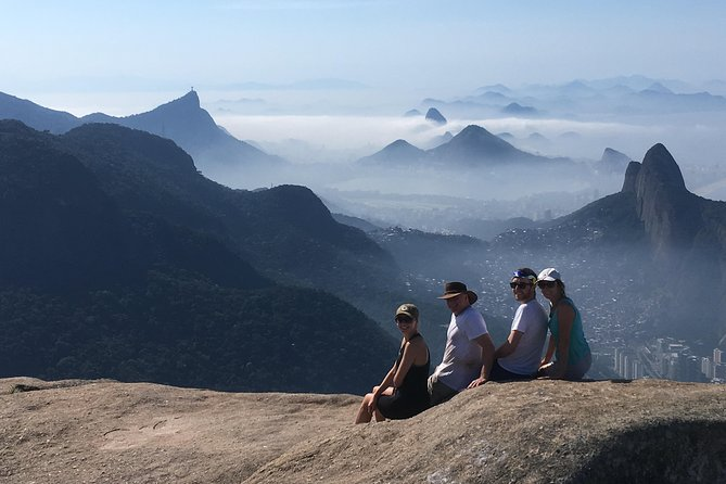 Hike to the Pedra da Gávea with a Professional guide! photo 2
