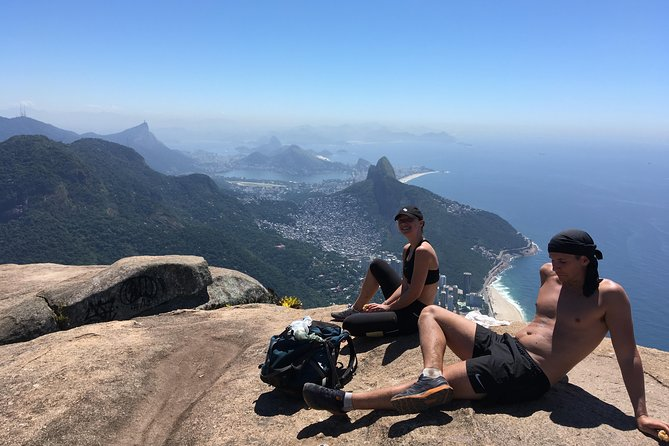 Hike to the Pedra da Gávea with a Professional guide! photo 7