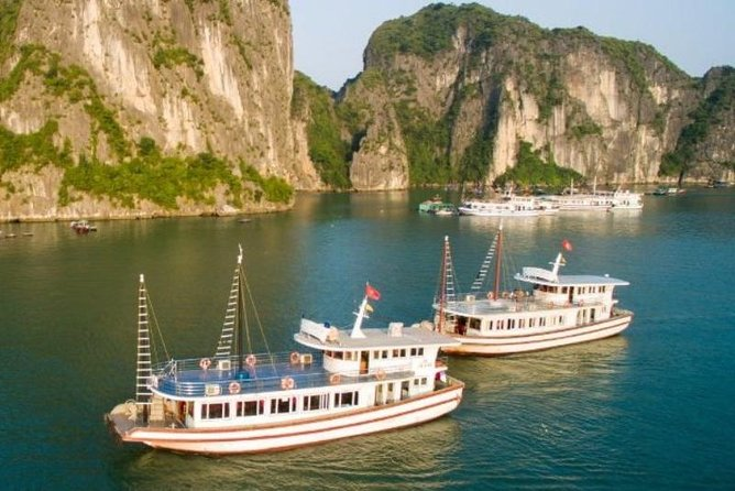 Halong Exclusive Day Tour- 8 Hour Cruise