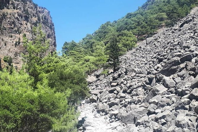 SAMARIA GORGE adventure by local guide