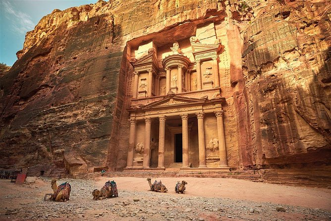 Jordan Horizons Tours : Petra and Wadi Rum Tour from Amman in 03 days