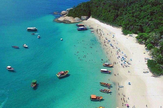 Passeio Ilha do Campeche - A Belatur te leva a este Paraíso