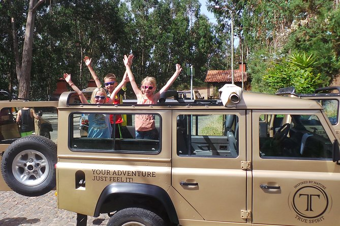 Private Madeira Half-Day Jeep Tour: East or West