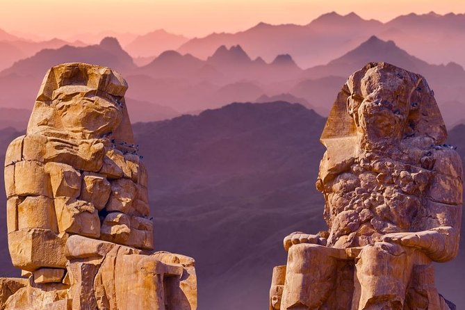 Private Half Day West Bank Tour to Valley of the Kings Hatshepsut and Memnon