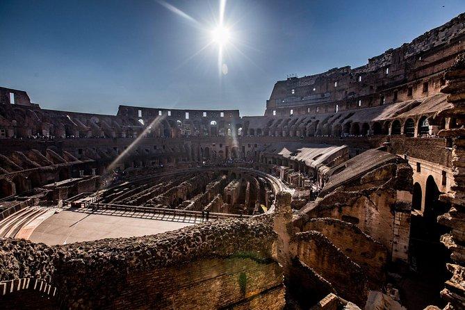 Skip The Line Colosseum & Roman Forum Admission Tickets
