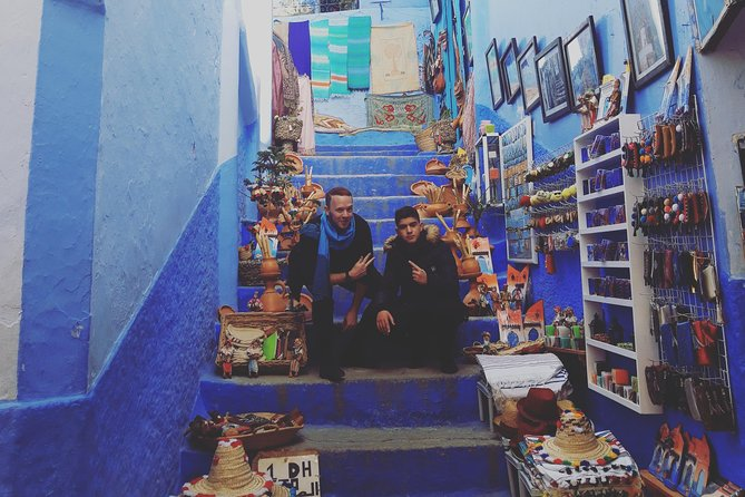 tours for day is Chefchaouen and Tetouan
