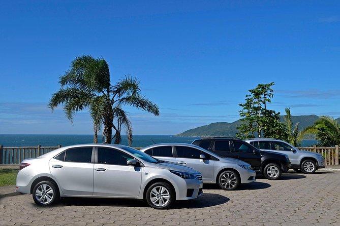 Florianópolis Airport Transfer - Costão do Santinho - Cars / Vans. Belatur