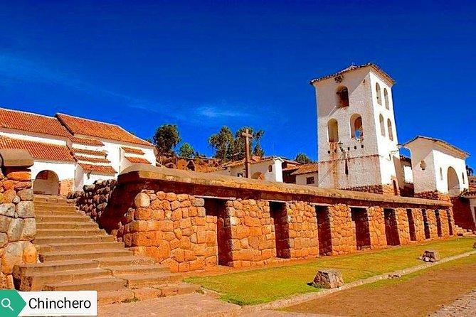 Transportation Cusco> Ollantaytambo visiting Chinchero, Moray and Salineras.