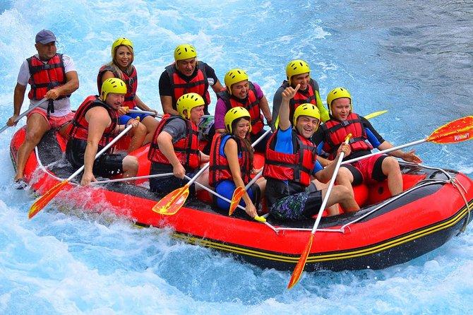 Rafting Tour at Koprulu Canyon