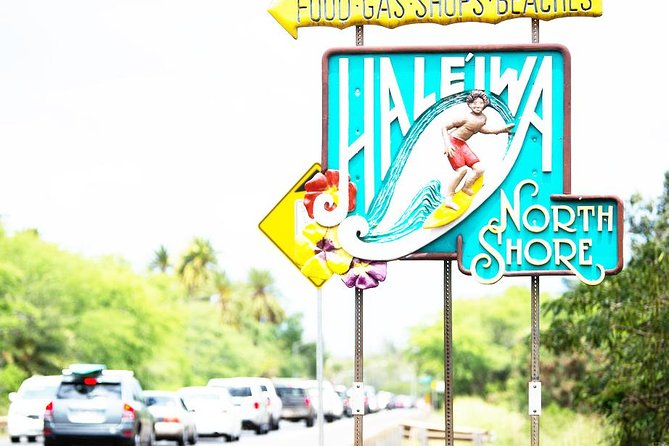 Airport Service from North Shore Oahu
